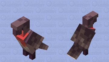 Robin Minecraft Mob Skin
