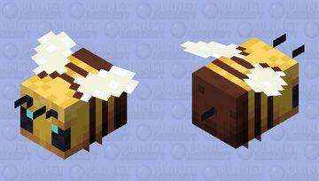 Bee EDIT Minecraft Mob Skin