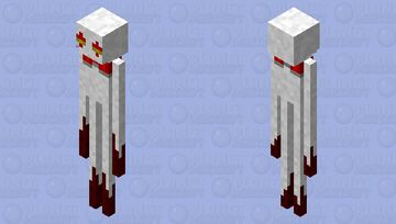 Don't you enjoy the show? Minecraft Mob Skin
