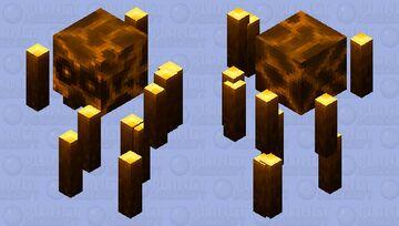 hellblaze Minecraft Mob Skin
