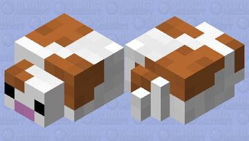The little Hamster Minecraft Mob Skin