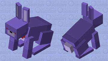 Bonnie Minecraft Mob Skin