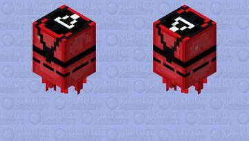 Squid Game Minecraft Mob Skin