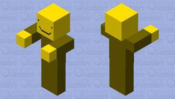 Ron (fnf) Minecraft Mob Skin