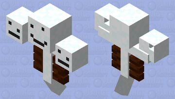 Snowy Wither (Biome swap contest entry) Minecraft Mob Skin