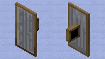 Shield Retextured Minecraft Mob Skin