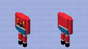 Evil Spongebob (KKN) Minecraft Mob Skin