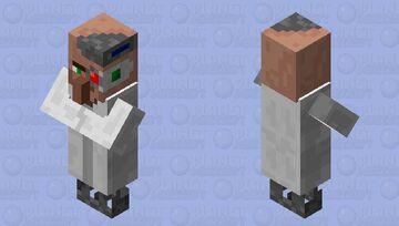 Robo-Trayaurus Minecraft Mob Skin