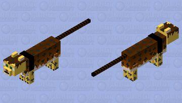 Saber Tooth Tiger Kitten Minecraft Mob Skin