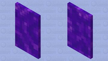 portal cape Minecraft Mob Skin