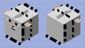 WolfferFish(Large) Minecraft Mob Skin