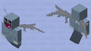 Awesome Vex Minecraft Mob Skin
