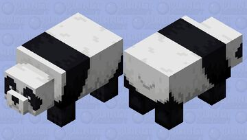 WHY DOESENT HE HAVE EARS????????????? Minecraft Mob Skin