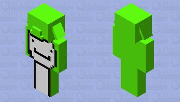 dream piglin Minecraft Mob Skin