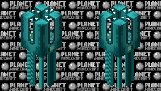 Monster Glow-Squid Minecraft Skin
