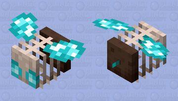 Soul bee Minecraft Mob Skin