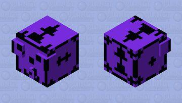 Crazy Slime Skin Minecraft Mob Skin
