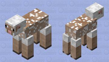DONT LOOK PLZZLLZLZLZ!!!!!! Minecraft Mob Skin