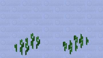 Spring Grass Minecraft Mob Skin