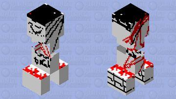 STUPID CREEPR Warning don't DOWLAOD Minecraft Mob Skin