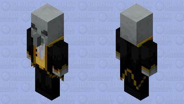 Evoker Guard (Idle) Minecraft Mob Skin