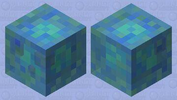Frozen Slime Minecraft Mob Skin