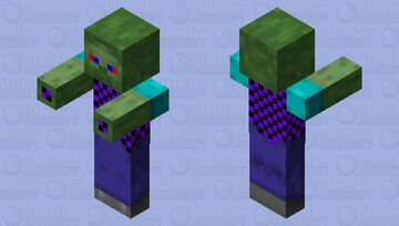 paolocrack1254 phase 3 Minecraft Mob Skin