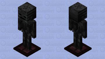 Witherstand Minecraft Mob Skin