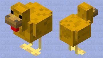 honey chicken Minecraft Mob Skin