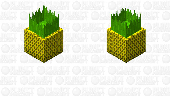 Pineapple Minecraft Skin