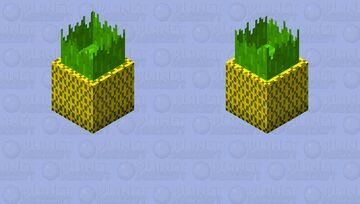 Pineapple Minecraft Mob Skin