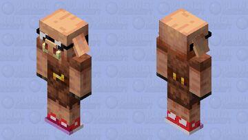 Drip piglin Minecraft Mob Skin