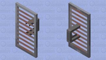 Toaster Heating Element Sheild Minecraft Mob Skin