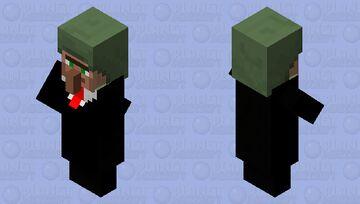 Office Villager Minecraft Mob Skin