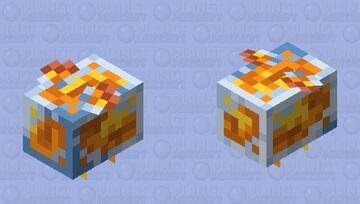Honey Bee Minecraft Mob Skin