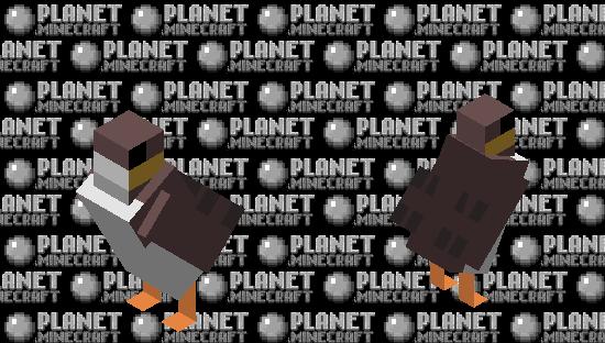 porg Minecraft Skin
