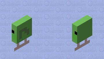 slabfish (swamp expansion) Minecraft Mob Skin