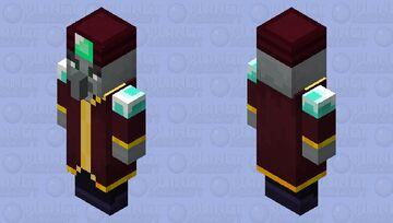 Enchanter Remade Minecraft Mob Skin