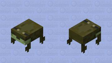 Frog (Wild Update) - Cold Variant Minecraft Mob Skin