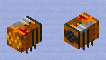 Mr. Bubbles! Minecraft Mob Skin