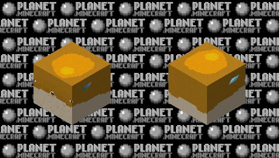 Giant Pufferfish Minecraft Skin