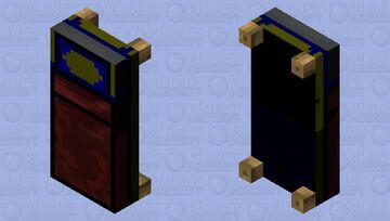 Bed Of Darkness Minecraft Mob Skin