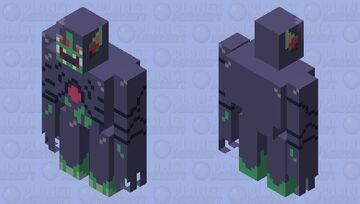 Grimmsnarl Minecraft Mob Skin