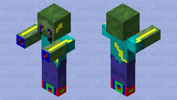 last phase paolocrack1254 Minecraft Mob Skin