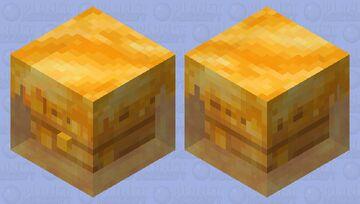 Honey Slime (HD) Minecraft Mob Skin