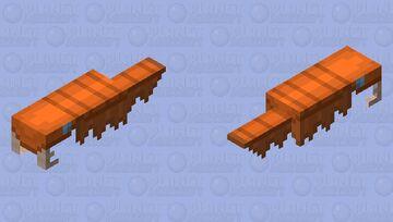 Laggania (Cambrian) Minecraft Mob Skin