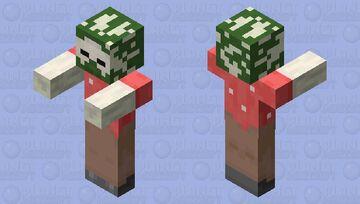 Mushie Minecraft Mob Skin