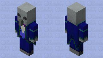 Illusioner Guard (Idle) Minecraft Mob Skin