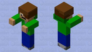 NPC Minecraft Mob Skin