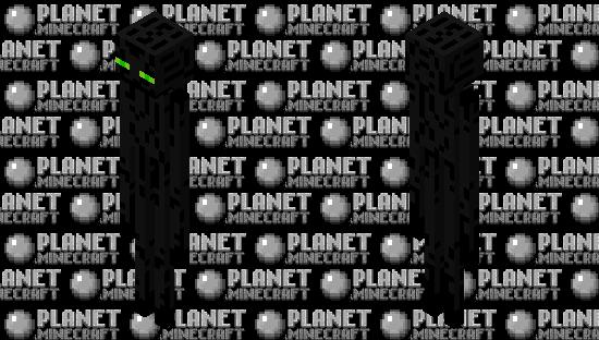 Enderman beta 1.8 Minecraft Skin